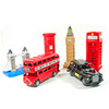 Die Cast Model Buses, Taxis & Minis
