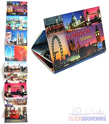 12x London Postcards Sets Bulk Special Offer