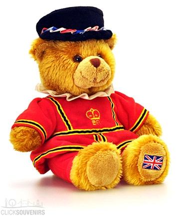 15cm Beefeater Teddy Bear