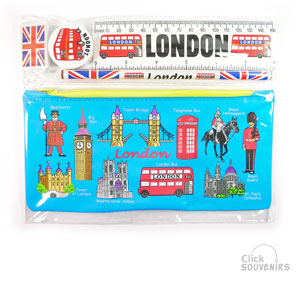 Blue London School Kit