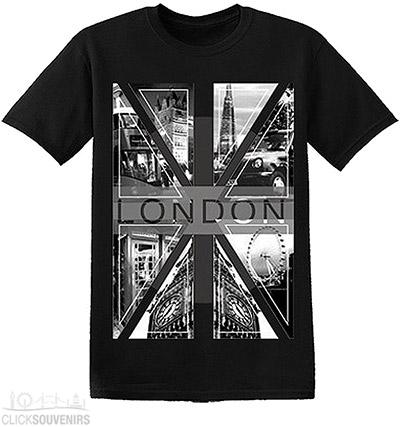 Childrens London Shard T Shirt