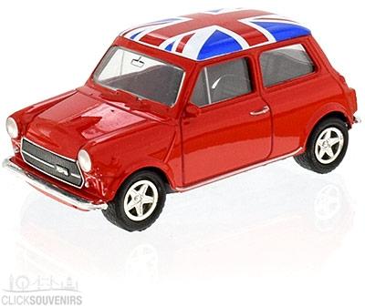 Collectable Diecast Metal Mini Cooper Car Model