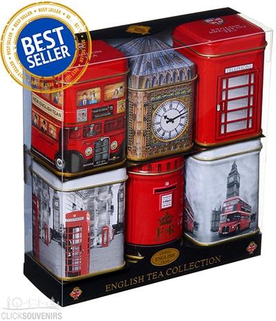 English Heritage Tea Collection Gift Set