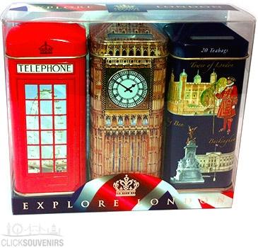 Explore London Tea Gift Set