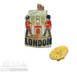 Metal Buckingham Palace Lapel Pin Badge