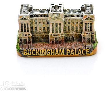 Buckingham Palace Stone Model