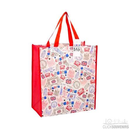 London Shopping Bag
