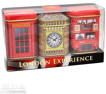London Experience Tea Gift Set