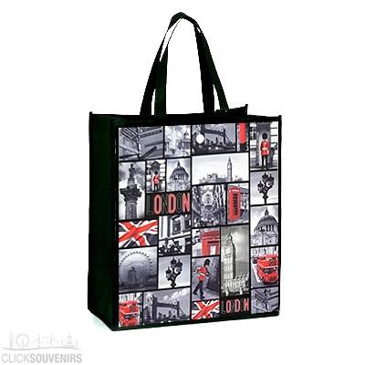 London Highlights Shopping Bag
