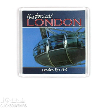 Magnet with the London Eye Pod