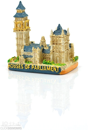 Houses of Parliament Stone Model