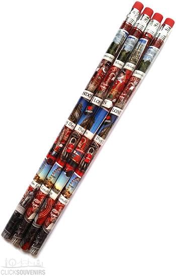 36 London Souvenir Pencils