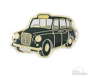 Metal Taxi Souvenir Magnet