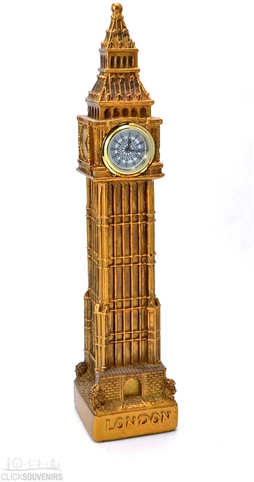 Metal London Big Ben Clock Souvenir