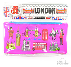 Pink London School Kit