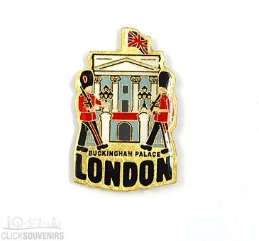 Metal Buckingham Palace Magnet