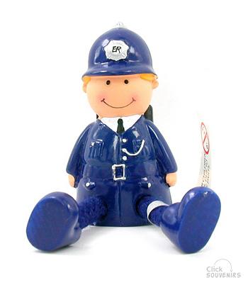 Souvenir Stringfella Policeman Magnet