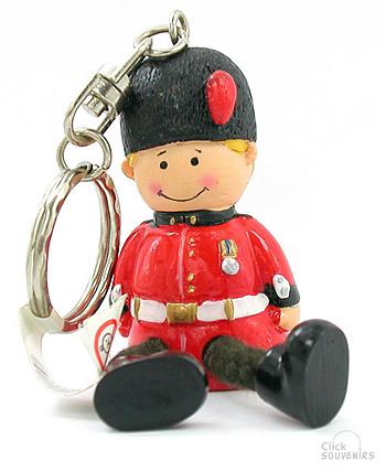 Stringfella Royal Guardsman Keyring