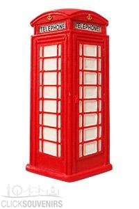 London Telephone Box Magnet