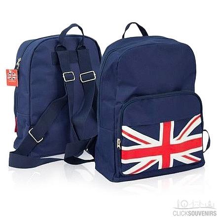 Union Jack Backpack