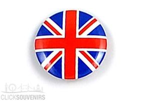 UK Union Jack Badge