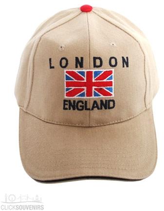 Cream London Union Jack Baseball Cap