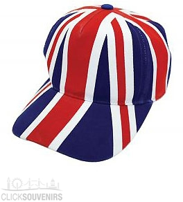 All Over Union Jack Baseball Cap British