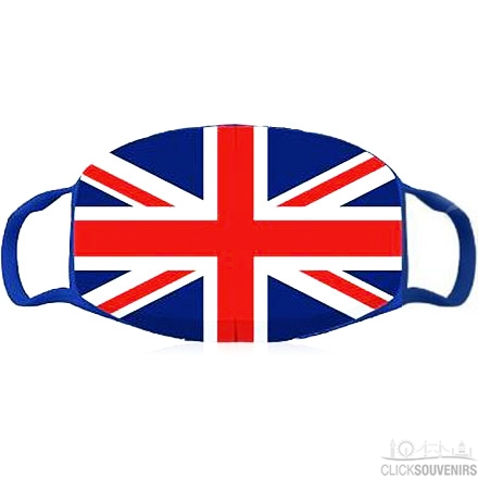 Union Jack Mask Face Covering