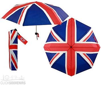 Union Jack Umbrella
