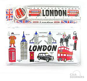 White London Souvenir School Kit