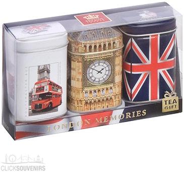 London Memories Tea Gift Set