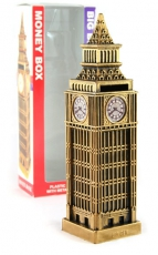 Large Big Ben Money Box
