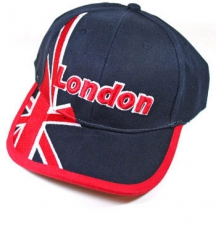 London England Souvenir Union Jack Baseball Cap