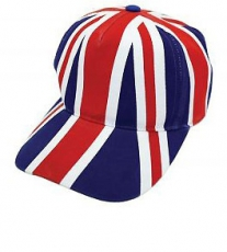 All Over Union Jack Baseball Cap British