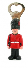 Resin Royal Guardsman Bottle Opener