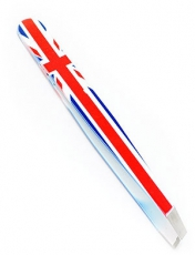UK Flag Union Jack Tweezers