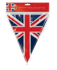 Union Jack Bunting PVC Party Supplies