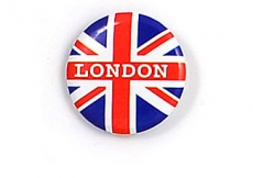 Union Jack Badge