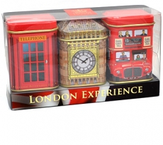 London Experience Tea Gift Set