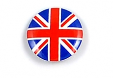 UK Union Jack Badge