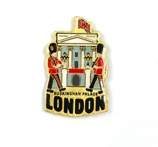 Metal Buckingham Palace Magnet