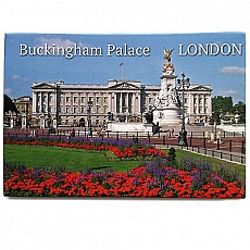 Buckingham Palace Photo Magnet
