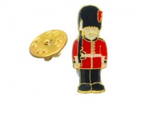 Guard Metal Lapel Pin Badge