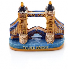London Tower Bridge Stone Model