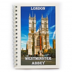 London Westminster Abbey Note Book