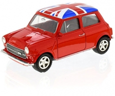 Collectable Diecast Metal Mini Cooper Car Model