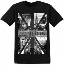 Childrens London Shard T Shirt
