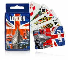 Capital London Playing Cards