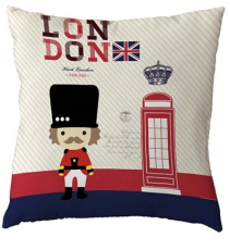 London Guard Cushion Cover