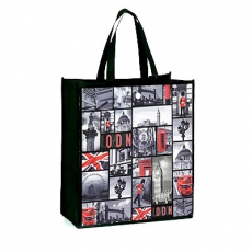 London Highlights Shopping Bag